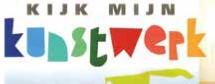 Logo van Kijk mijn kunstwerk